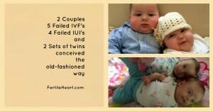 Natural Conception After Failed IVF