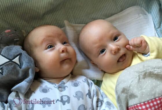 Fertile Heart Twins