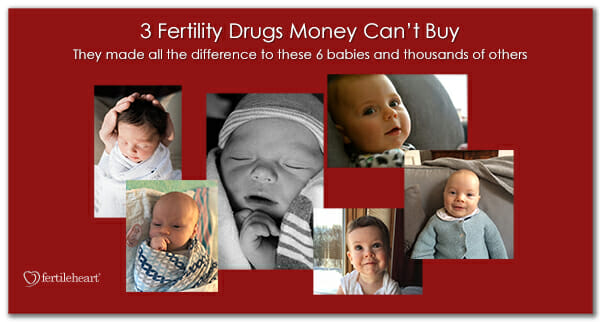 3 Fertility Drugs Money Can't Buy - A Free Chat with Julia Indichova