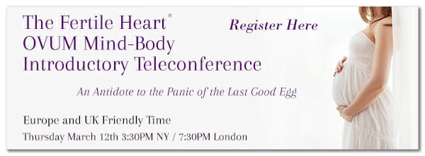 Pregnant Woman in White Dress - Fertile Heart Introductory Teleconference