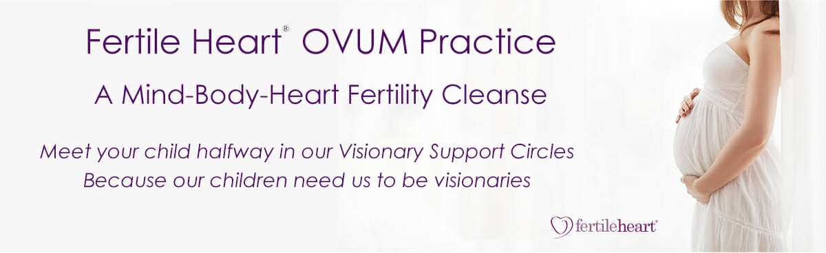 Pregnant Woman in White Dress Mind-Body Visionary Support Circles