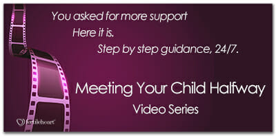 Meeting Your Child Halfway Video Series Banner