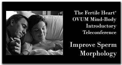 Improve Sperm Morphology with Fertile Heart Intro Teleconference