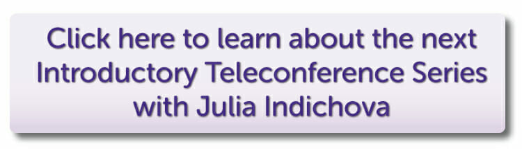 Intro Teleconference with Julia Indichova