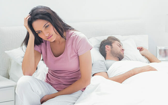 Fertile Tips For A Good Night's Sleep