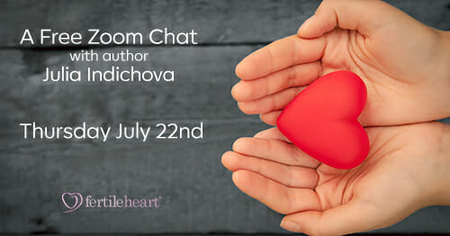 hands holding red heart, a free zoom chat