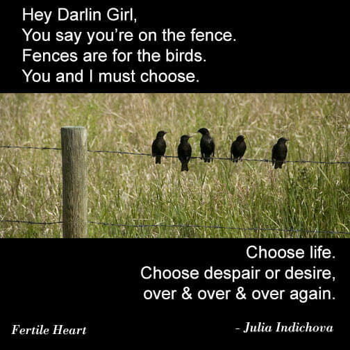 Infertility IQuotes Fertile Heart