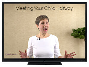 Meeting Your Child Halfway Video Series with Julia Indichova