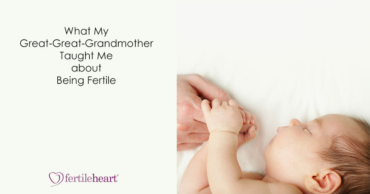 Infertility Inspiration-Fertile Heart