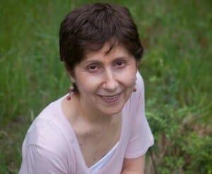 Julia Indchova, founder of www.fertileheart.com