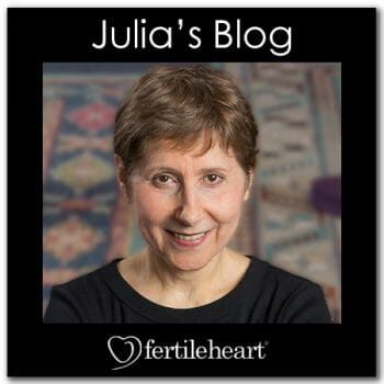 Julia's Blog Fertile Heart