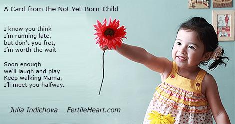 Mother's Day Fertile Heart