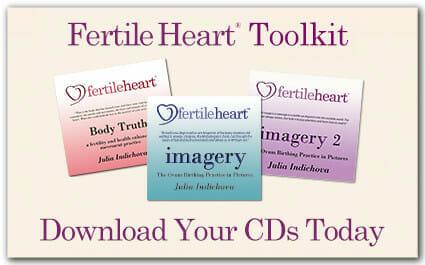Fertile Heart Toolkit - 3 CDs for downloading