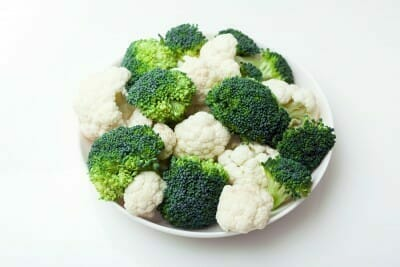 Broccoli and Cauliflower- 10 Steps to Pre-Conception Detox - Mind Body Fertility Cleanse