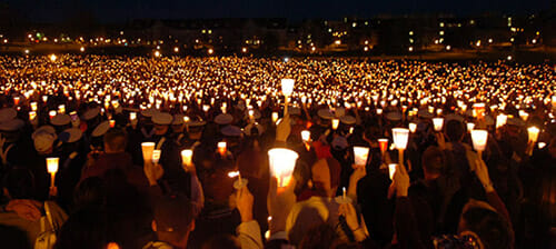 Candlelight Vigil Revolution - Fertile Heart