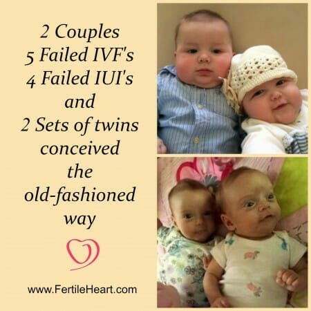 Low AMH and Naturally Conceived Twins